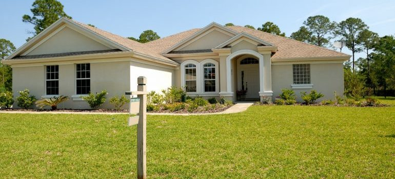 A house for sale - if you're moving to Florida for retirement, expect affordable homes